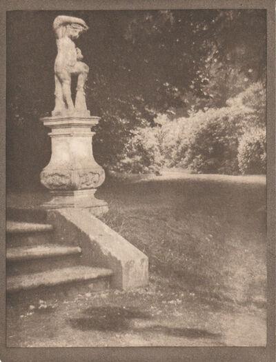 Alvin Langdon Coburn, 'The Enchanted Garden', 1911