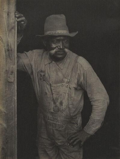 Doris Ulmann, 'Sharecropper', c. 1929