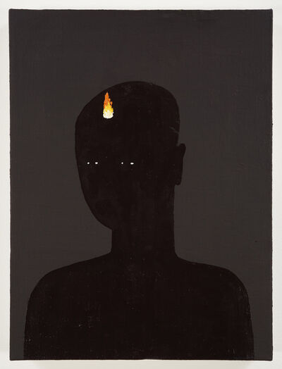 Kenny Rivero, 'Portrait as a Self', 2018