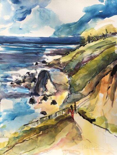 Daniel Clarke, 'El Matador State Beach Malibu', 2021