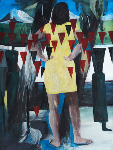 Marc Desgrandchamps, 'Untitled', 2015