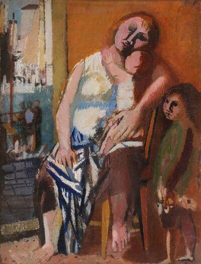 Bruno Saetti, 'Madre veneziana', 1948