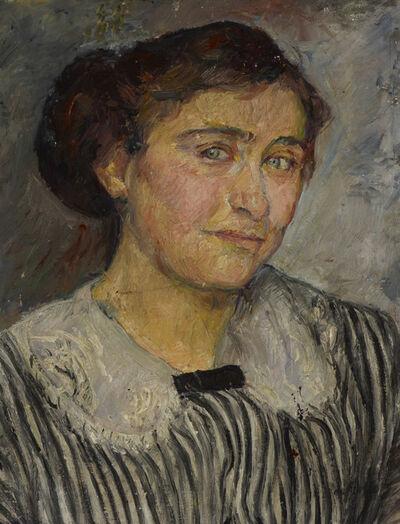 Adèle Reifenberg, 'Portrait of the Artist's Sister-in-Law, Elise Reifenberg (Gabriele Tergit)', undated