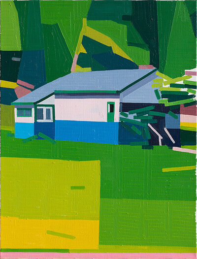 Guy Yanai, 'House in America ', 2019