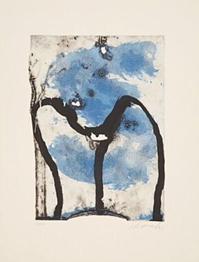 Emil Schumacher, '3/1972', 1972