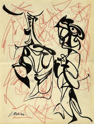 Jan Matulka, 'Untitled Study', 1940-1950