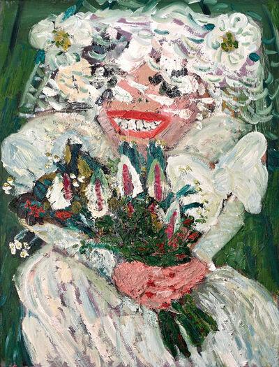 Georgina Gratrix, 'Bride Dressed as Cake', 2017
