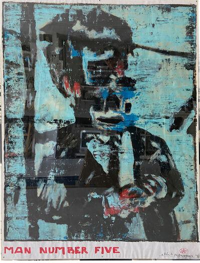 Albert Pepermans, 'Man number Five', 2021