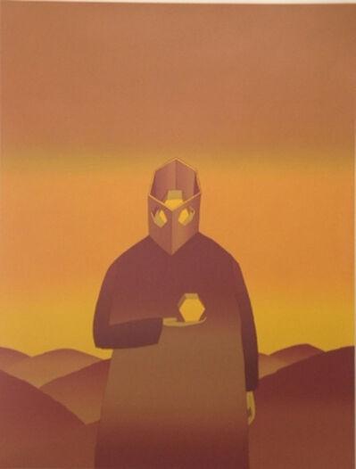 Jean Michel Folon, 'Untitled', 1988