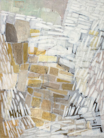 Eva Isaksen, 'Stone Wall Study - Distant', 2018
