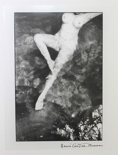 Henri Cartier-Bresson, 'Leonor Fini,Italy 1933', Printed Later