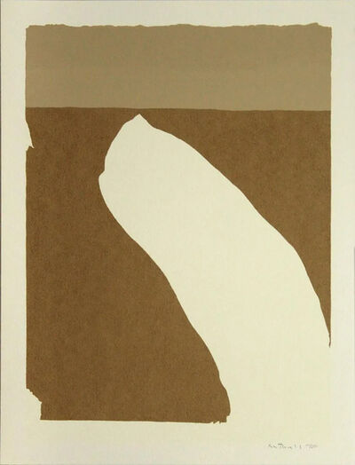Robert Motherwell, 'Untitled', 1971
