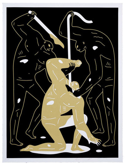 Cleon Peterson, 'Vengeance to Take', 2018