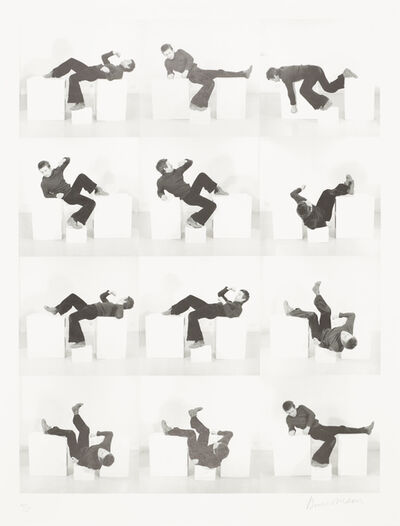 Bruce McLean, 'Pose work for plinths', 1971