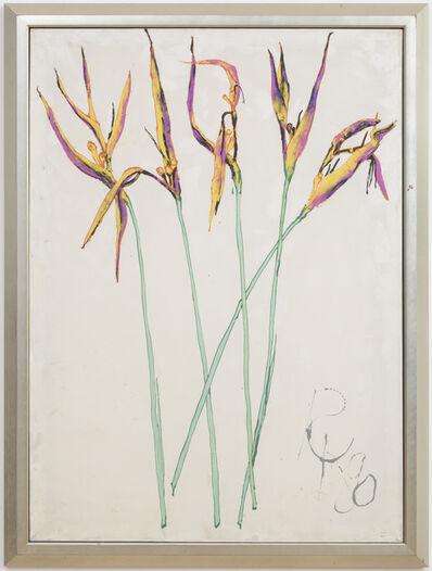 Craig Kauffman, 'Manilla Flowers', 1990