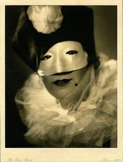 Gordon Coster, 'The Silver Mask', 1929
