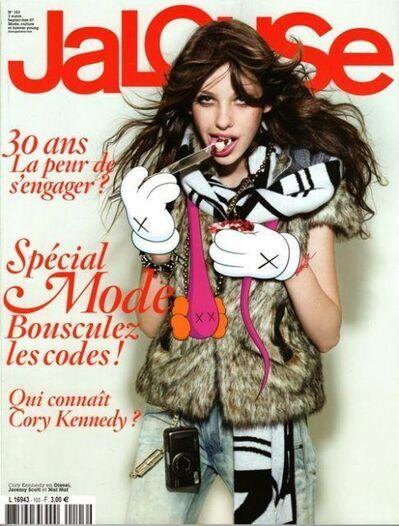 KAWS, 'Jalouse - Cory Kennedy', 2007