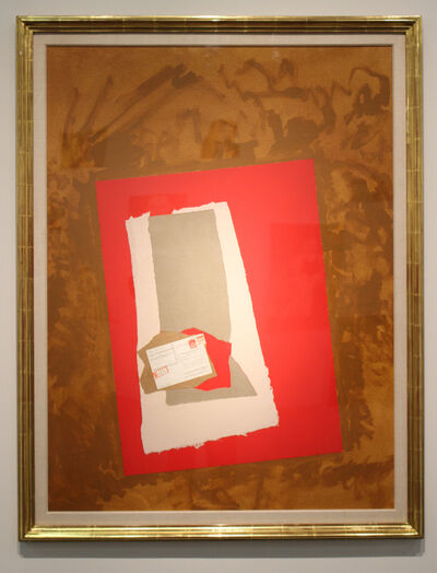 Robert Motherwell, 'The Life of Will Grohmann', 1977