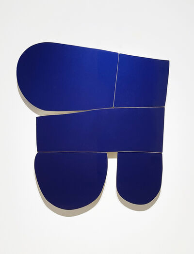 Andrew Zimmerman, 'True Blue', 2021