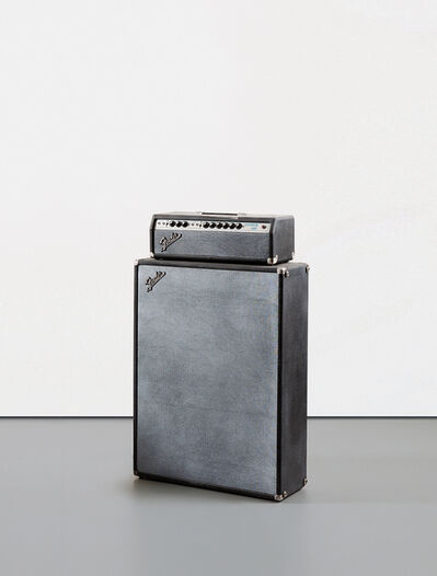 Kaz Oshiro, 'Fender Showman Amp with Cabinet #2 (Duct Tape & Cigarette Burn)', 2002