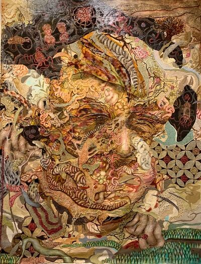 Radu Oreian, 'Visionary Head', 2019