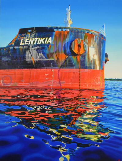 Valerie Raynard, 'Lentikia', 2018