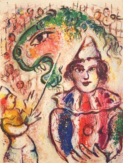 Marc Chagall, 'Le Cirque M. 504', 1967