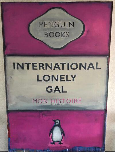 Harland Miller, 'International Lonely Gal', 2009