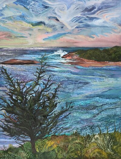 Julia von Metzsch Ramos, 'August Ocean', 2019