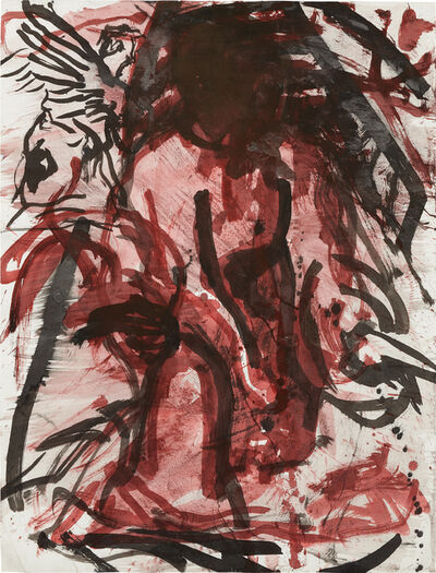 Julian Schnabel, 'Untitled (Agony in the Garden)', 1981