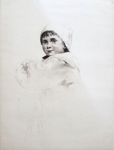 Sidney Tushingham, 'Molly', ca. 1920