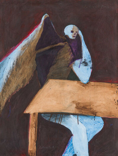 Fritz Scholder, 'Possession #18', 1989