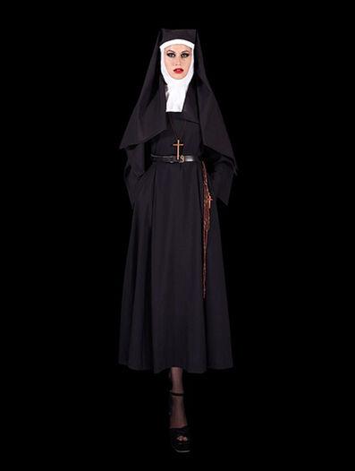 Cecile PLAISANCE, 'Olga: Nun'