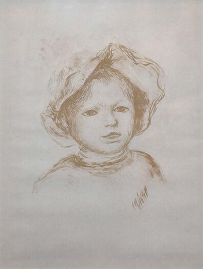 Pierre-Auguste Renoir, 'Pierre Renoir, De Face', 1893