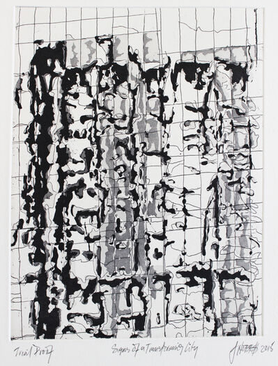 Stephen Hobbs, 'Signs of a Transforming City', 2015