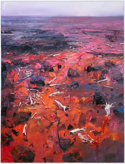 Ji Chen, 'Red Desert', 2020