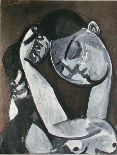 Pablo Picasso, 'Femme se coiffant', 1955