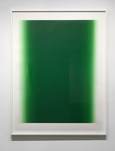 Betty Merken, 'Illumination, Green 07-16-08', 2016