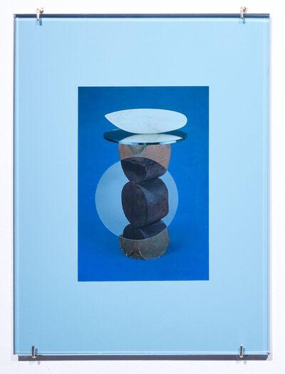 Patrick Carpentier, 'Fish Mlle Pogany II in Blue', 2019