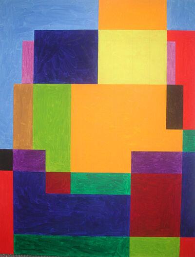 Heimo Zobernig, 'Untitled', 1987
