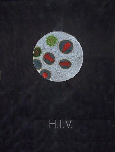 Ruth Cuthand, 'HIV I', 2013
