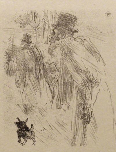 Henri de Toulouse-Lautrec, 'Au pied du Sinaï', 1898
