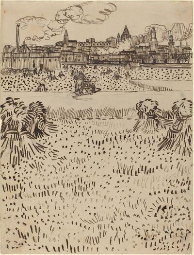 Vincent van Gogh, 'The Harvest', 1888