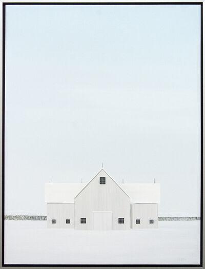 F. Lipari, 'Winter White', 2018