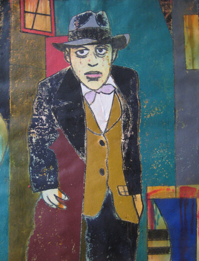 Richard Merkin, '(429) Peter Lorre in M', 1980-2006
