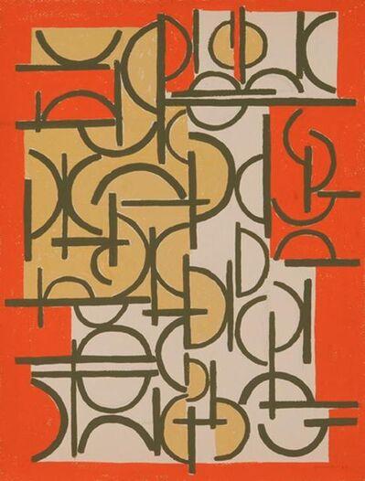 Denis Juneau, 'Untitled', 1962