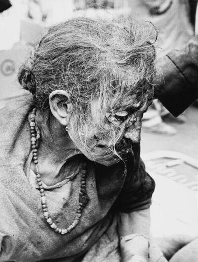 Mario De Biasi, 'Terremoto a Sant'Angelo dei Lombardi', 1981