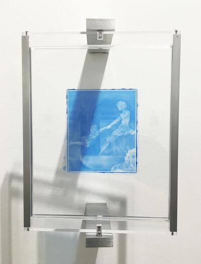 Henry Hudson, 'Woodburytype Print of Study Plate 4, New York exhibition - (blue)', 2015