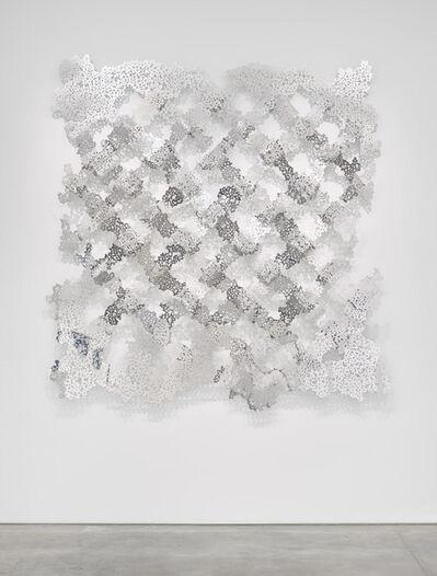 Teresita Fernández, 'Untitled (Fence)', 2018