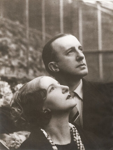 Man Ray, 'Paul Eluard and Valentine Hugo', 1935c/1935c